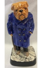Wartime Winston Bulldog - Blue Colourway